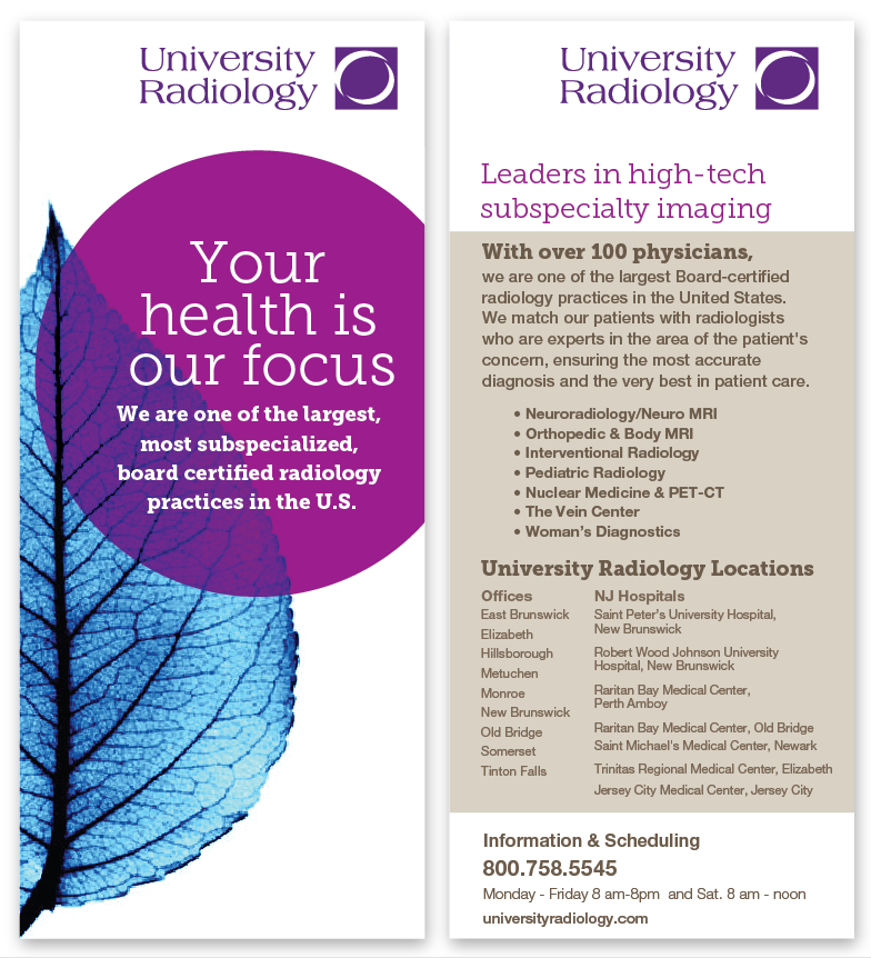 University Radiology – Smith + Manning